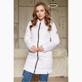 Курточка из лаке в стиле Moncler