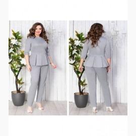 Костюм с брюками XL Д-17091