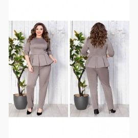 Костюм с брюками XL Д-17092