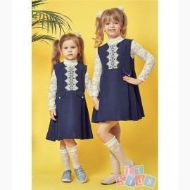 Платье для девочки Д7-26440