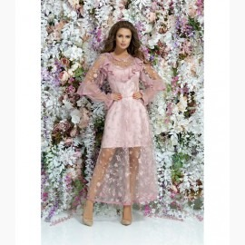 Платье макси Ф3-28576