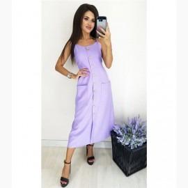 Платье миди G1-28524