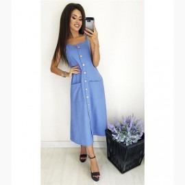 Платье миди G1-28526