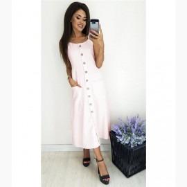 Платье миди G1-28527