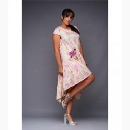 Платье миди XL L-28348