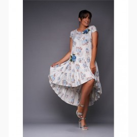 Платье миди XL L-28349