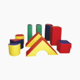 Детские мягкие строительные конструкторы от производителя