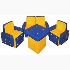 Детская мягкая игровая мебель от производителя