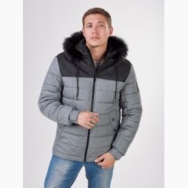 """Мужская зимняя куртка """"Riccardo"""" SHORT"""