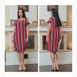 Платье миди XL Т1-28217