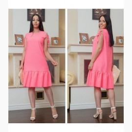 Платье миди XL Т1-28241