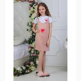 Платье для девочки Ж6-23542