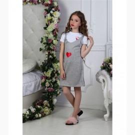 Платье для девочки Ж6-23543