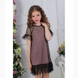 Платье для девочки Ж6-23546